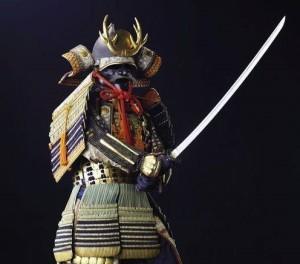 A harc művészete - szamuráj