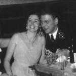 Feleségével