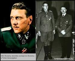 Otto Skorzeny Hitlerrel