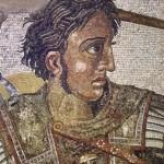 A nagy példakép: Alexandrosz.