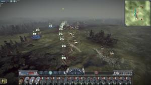 Frontális támadás