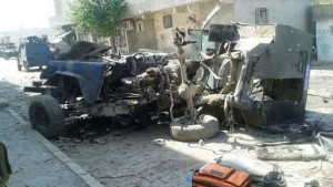Akcióban a PKK