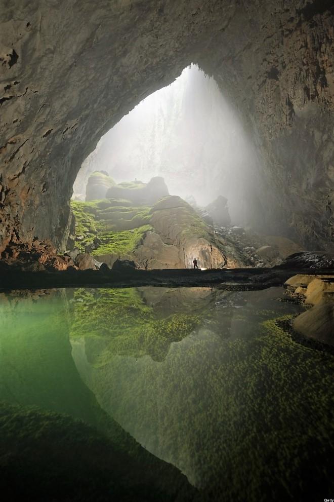 A helyiek különlegesen tiszta vizének misztikus erőt tulajdonítanak.