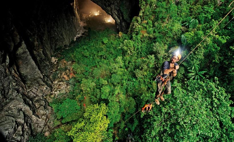 A méltán híres földalatti dzsungel