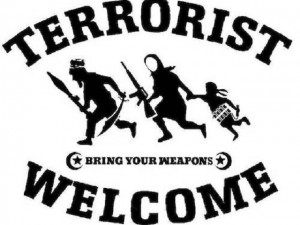 Terrorists-Welcome