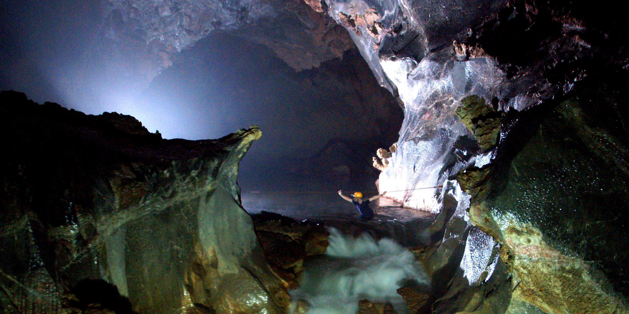 British Team Believe They Have Found The Largest Cave In The World