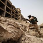 Fallúdzsa ostroma öt hétig tartott Forrás: MTI/EPA/Navrasz Amer