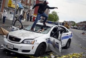 Baltimori zavargás, 2015