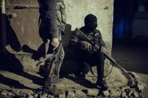 A kurd YPS harcosai Nusaybinban - egy sokadik frakció