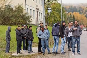 Újonnan érkezett kontinensfoglalók Västernorrland megyében